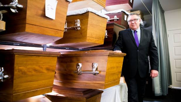 Lychgate Funerals assistant manager Michael Wolffram believes proposed law changes will improve funeral services for ...