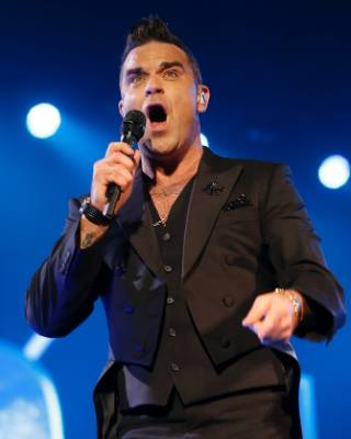 It's been 15 years since Robbie performed in Wellington.