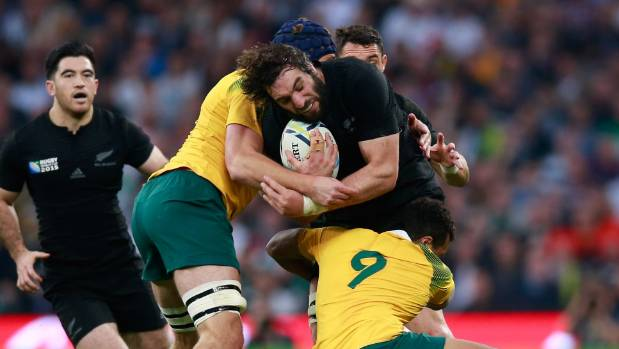"All Blacks lock Sam Whitelock described the prospect of resuming hostilities with Australia as ""awesome''."