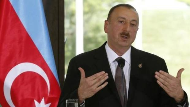 The daughter of Azerbaijan's President, Ilham Aliyev, is alleged to have channelled more than NZ$1.6 million to senior ...