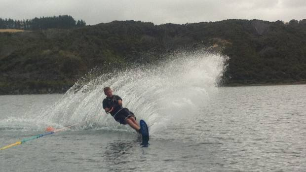 Uncertain future for water skiing on Lake Waikare
