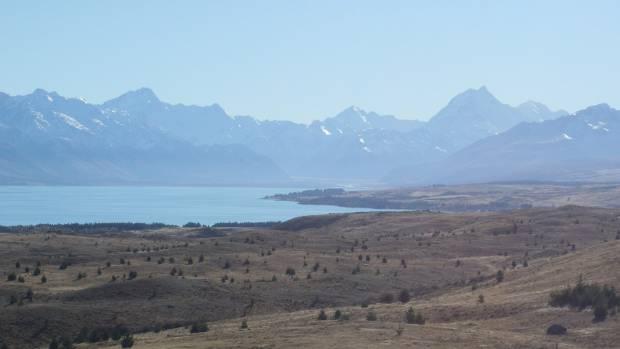 The Mackenzie Basin.