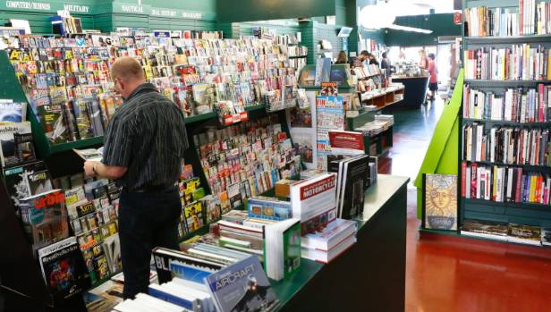 Bookshops like Page & Blackmore offer endless surprises and possibilities, writes Ro Cambridge.