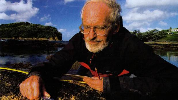 Bill Ballantine pushed for the first no-take marine reserve in New Zealand and the first of its kind in the world, the ...