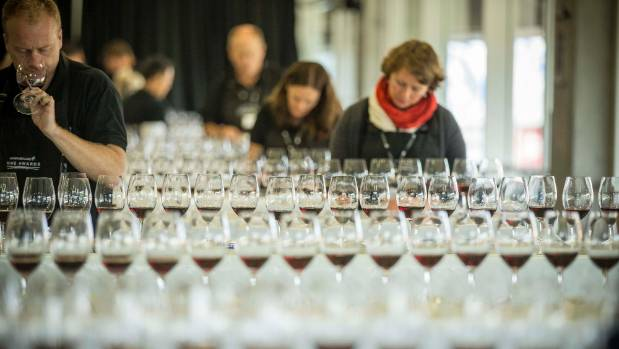 A total of 1424 wines across 16 classes have been entered into this year's Air New Zealand Wine Awards.