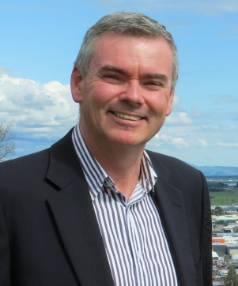 National MP for Coromandel Scott Simpson.