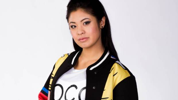 JJ Fong as Betty on Step Dave.