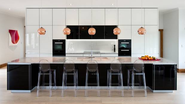 Upper hutt kitchen shortlisted for prestigious uk award for Kitchen ideas new zealand