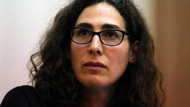 Producer and host of the podcast Serial Sarah Koenig.