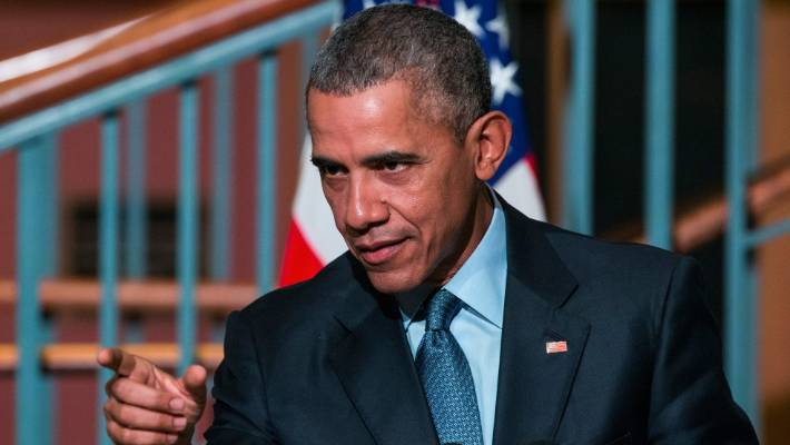 Barack Obama: Forget Putin, Republicans 'can't handle bunch