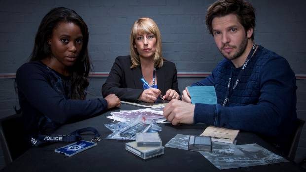 The cast improvise impressively on Suspects.