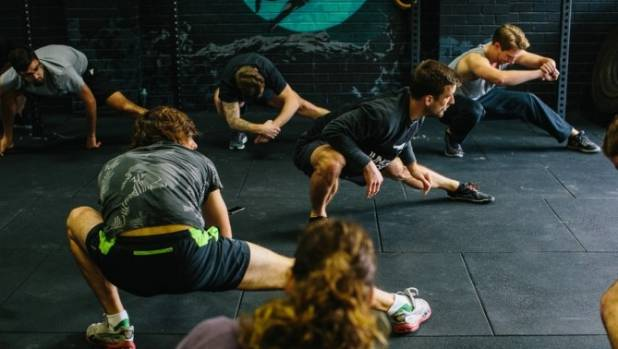 Paleo your workout: The new global fitness craze