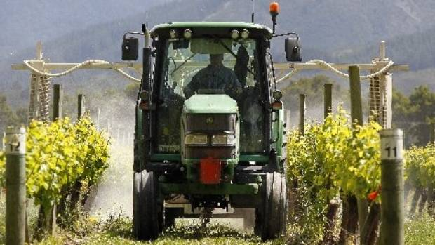 Massey University wants farmers for its research on chemicals and cancer.