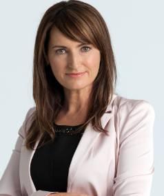 TV3's Paula Penfold.