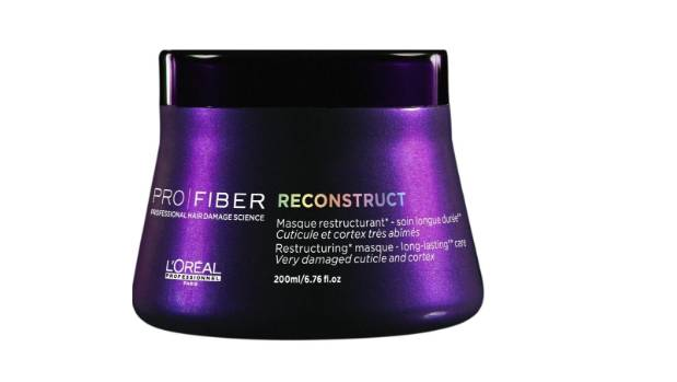 L'Oréal Professionnel ProFiber Collection Reconstruct Masque, $49.50.