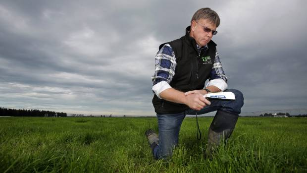 Methven farmer Craige Mackenzie says Overseer can capture good practice.