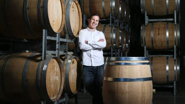 Wine Grenade chief executive and co-founder Hamish Elmslie sees a wide market for their product nationally and ...