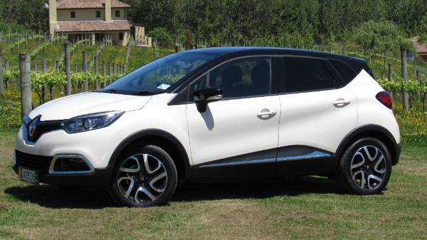 Captur Is Renault S First Small Suv Competitor Stuff Co Nz