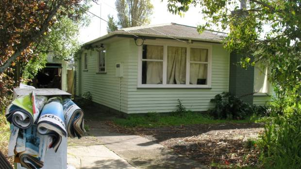 This Auckland house looks like any suburban home but Housing NZ had to spend $15,5000 on P remediation work that ...