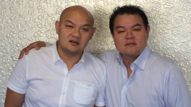 Michael Chow, left, and brother John announced on Monday they have bought an NZAX-listed company.