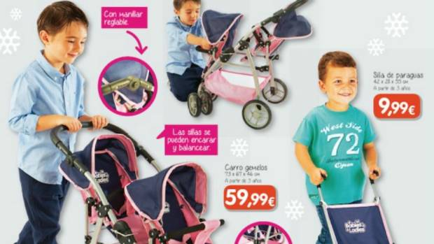 gender specific toys After much scrutiny large name-brand stores such as target have already removed their gender-separated aisles in order to accommodate parents  gender specific toys.