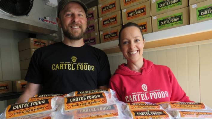 193c5edf58 Martinborough-based Cartel Food Co s frozen burrito racket takes off ...