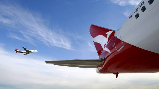 Qantas said it wants to introduce nonstop flights between Sydney and London in 2022.
