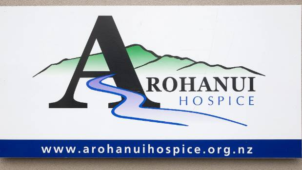 The Arohanui Hospice has been given Main St Books in Otaki by owner Marie Williams, who died in the hospice's care.