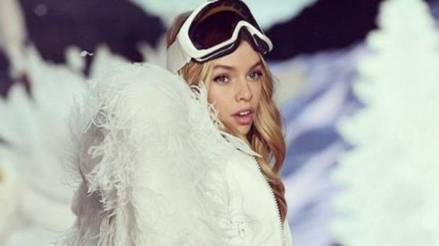 Stella Maxwell was one of 47 models to work the Victoria's Secret show, which is in its 20th year.