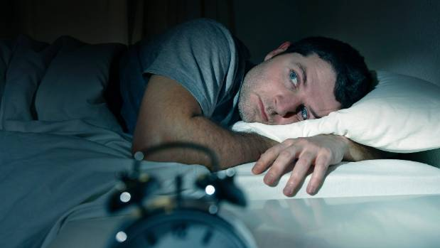 Sleepless nights can affect every aspect of your life - so seek help.