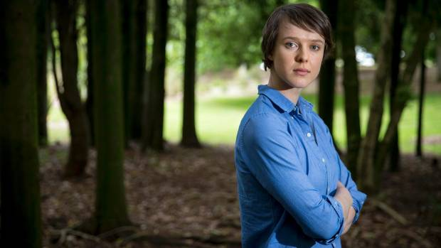 University of Waikato law student Sarah Thomson is taking on the Government in court.