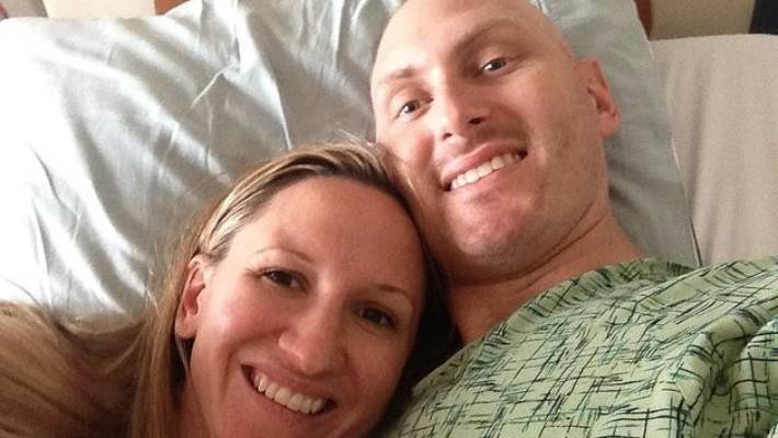 Honeymoon Cancer Shock Couple Moved To Tears By Support