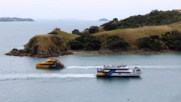 Sustainable tourism is on the minds of Waiheke Island residents.