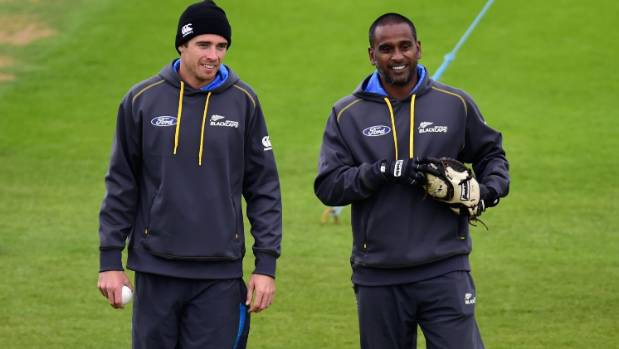 Black Caps bowling coach Dimitri Mascarenhas was pleased with the bowling effort in Dunedin.