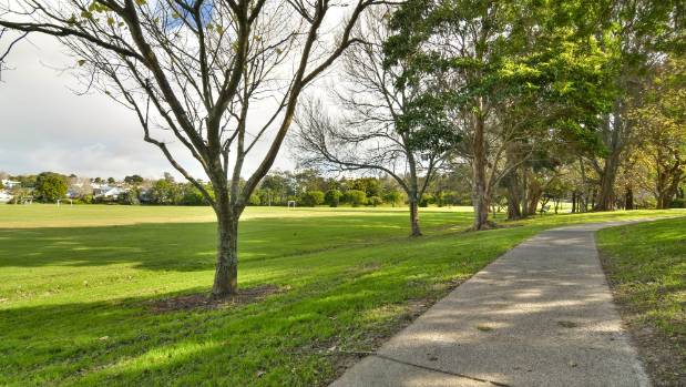 Sunnynook Park is one of 810 North Shore parks affected by reduced maintenance.