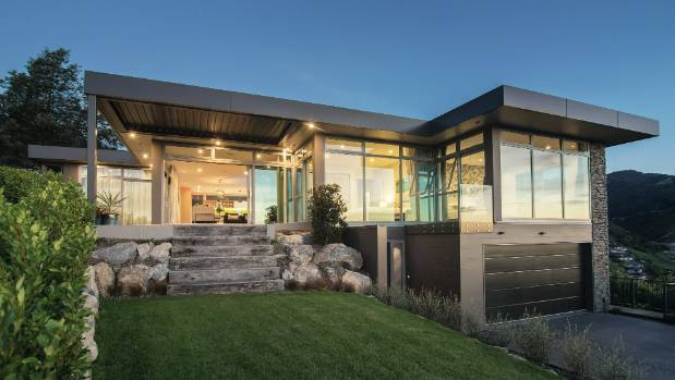 Hybrid Homes Wins Top Sustainable House At Registered