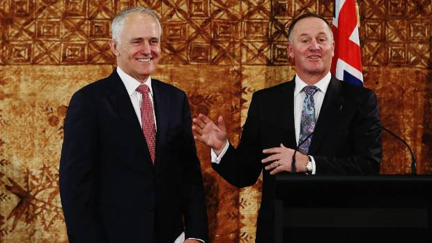 Prime Minister John Key and his Australian counterpart Malcolm Turnbull are expected to discuss the deportation of ...