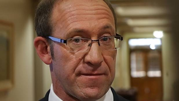 Labour leader Andrew Little - making a good fist of the leadership