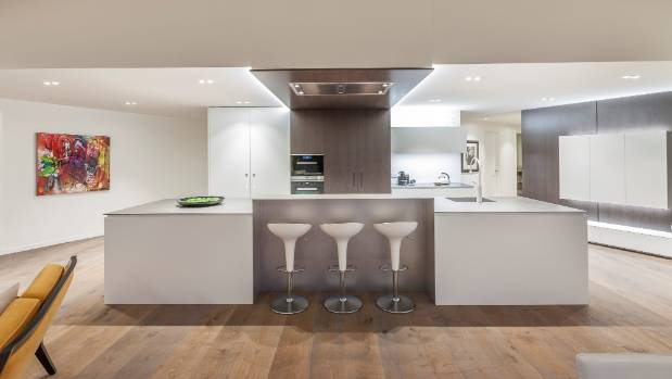 Extreme kitchen renovation proves challenging for Extreme kitchen designs