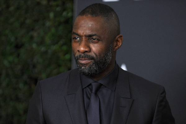 Idris Elba, on the other hand, can pull off pretty much any kind of look.