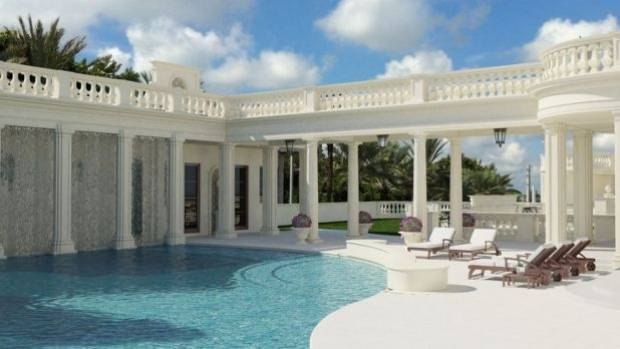 this versailles style swimming pool is just one of many that give us serious pool envy - Crazy Swimming Pools