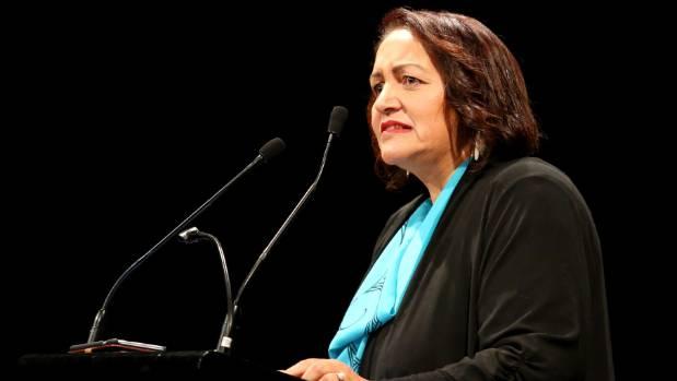 Maori Party co-leader Marama Fox.