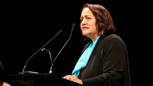 Child abuse is endemic in New Zealand, says Maori Party co-leader Marama Fox.