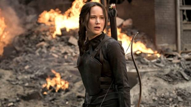 Do you think the Hunger Games books should be on the list?