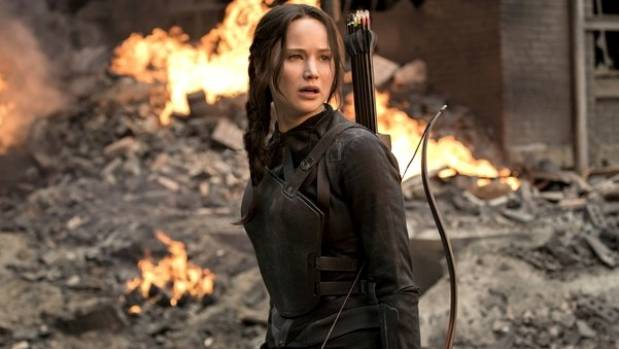 The Hunger Games, starring Jennifer Lawrence, was one of the films allegedly available on the torrent site.
