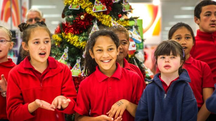 Kmart Wishing Tree Appeal Launched In Christchurch