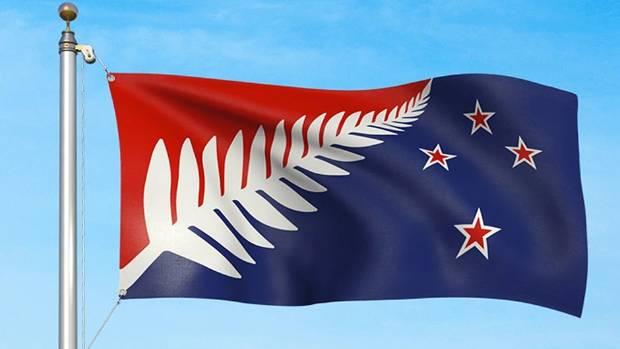 Kyle Lockwood began designing alternative New Zealand flags in 2000.