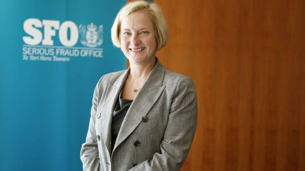 Serious Fraud Office director, Julie Read says new laws make international collaboration to fight corruption easier.