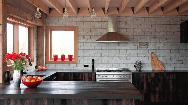 Grand designs resurrects two 18th century american barns for American barn house plans