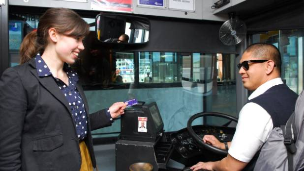 Rosalee Jenkin, Christchurch coordinator for Generation Zero, is working with the regional council to increase bus patronage.